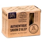 Натурален сапун Алепо c лаврово масло - при псориазис, коспад, акне и невро-дерматит - 4%