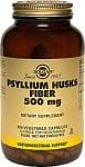 ПСИЛИУМ - подобрява чревната микрофлора - капсули 500 мг. х 200, SOLGAR