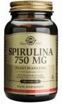 СПИРУЛИНА 750 мг. висококачествен протеин с растителен произход * 100табл.,  СОЛГАР