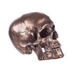 Статуетка череп