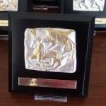 Луксозен сувенир с художествена реплика - Летнишко съкровище