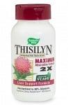 ТИСИЛИН - подпомага дейността на черния дроб - капсули 175 мг. х 60, NATURE'S WAY