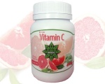 ВИТАМИН С - силен имуностимулатор и антиоксидант - капсули 300 мг. х 60, CVETITA
