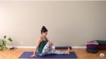Детокс йога - 30 минути йога за начинаещи, които желаят пречистване